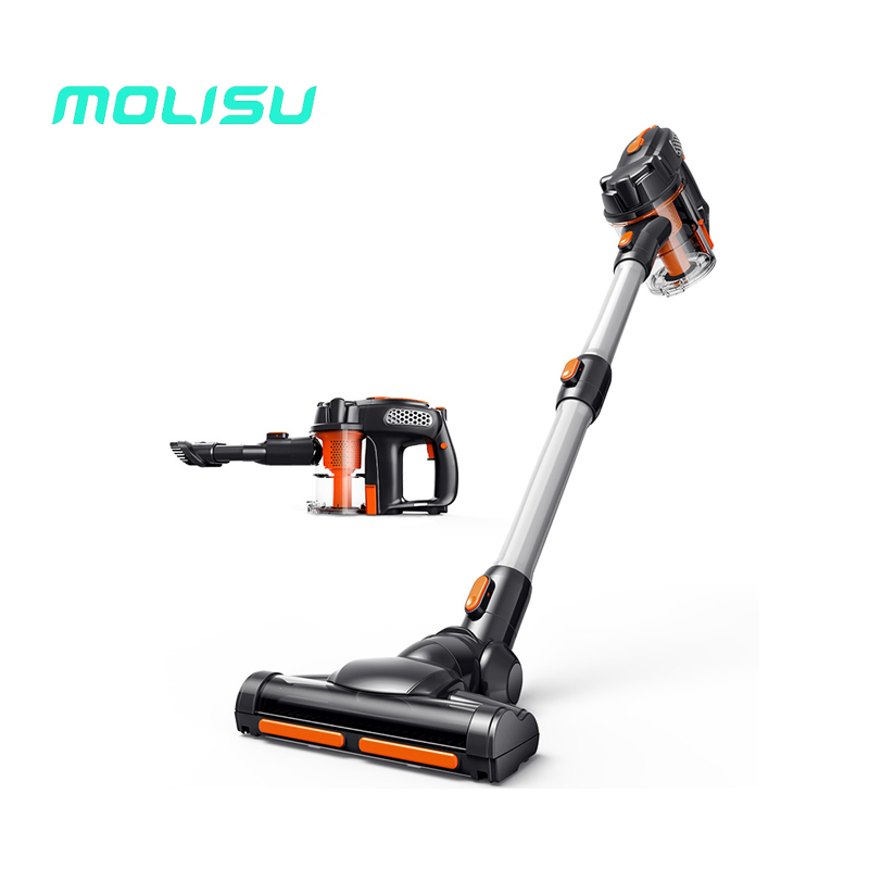 Portable House Hand Held Vacuum Cleaner Quiet Dust Collector Home Rod Handheld Manual Vacuum Cleaners