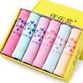 6PCS/LOT Female Panty Floral Woman Underwear Cotton Seamless Panties Lingeries M / L / XL A022