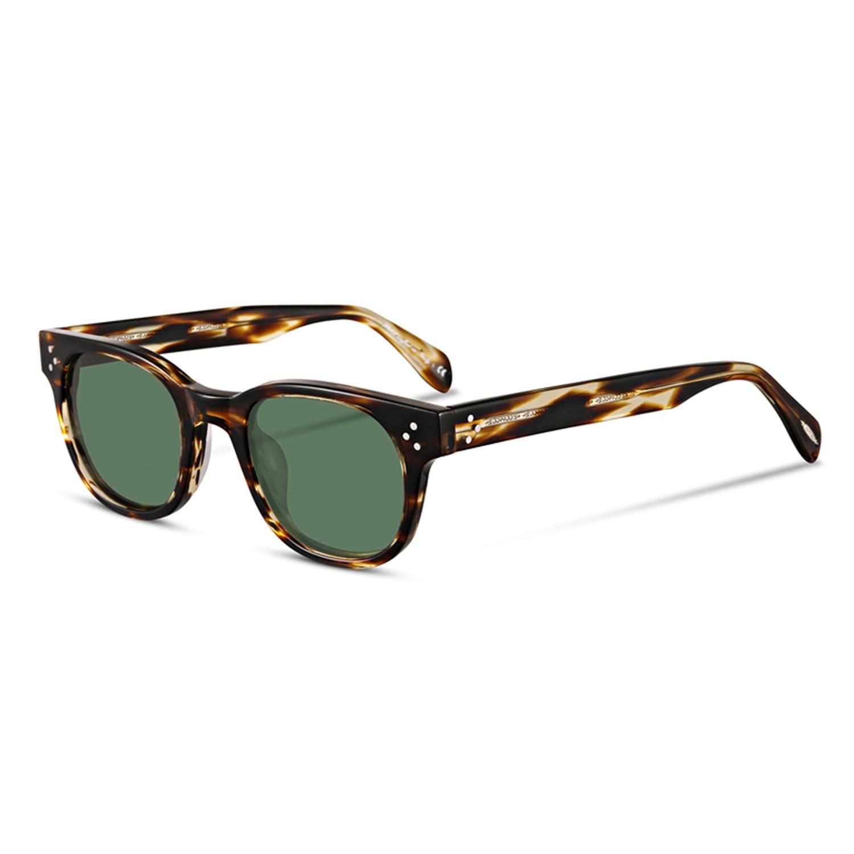 Vintage Sunglasses Men  High Quality Women Fashion 2018 Oliver OV5236 Sunglasses Women  Polarized  Polaroid  Sun Glasses