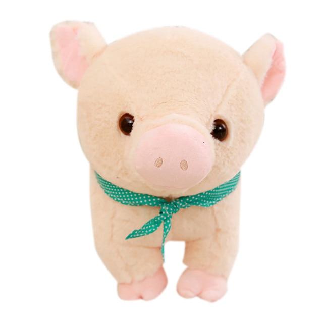 Adorável porco Boneca Animal de pelúcia Macia Bichos de pelúcia Gigantes Regular de Porco de Pelúcia Macio Stuffed Animal Brinquedo Coleção Travesseiro 12 Polegada M1220