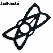 Jadkinsta X Grip Elastic Silicon Motorcycle Phone Holder Mount X grip for Gopro Phone 7/7Plus/8 11 Red Black Rubber Band