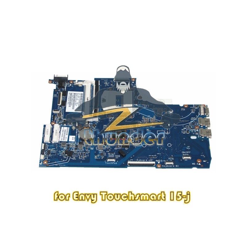 720565-501 for hp ENVY15 laptop motherboard HM87 GMA HD4400 DDR3L nokotion laptop motherboard 720565 601 for hp envy 15 15 j 720565 001 main board uma hm87 gma hd ddr3 w8std