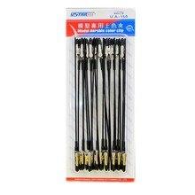 U-STAR UA-90150 Набор цветных зажимов 20 в 1 зажимы для рисования стальные палочки для модельного комплекта хобби Инструменты для рисования аксессуары