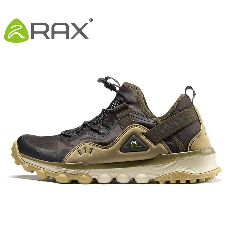 を Rax の春夏のハイキングシューズメンズ女性アウトドアスポーツスニーカー男通気性トレッキングシューズ  グループ上の スポーツ & エンターテイメント からの ハイキング靴 の中 3