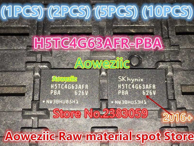 цена на Aoweziic (1PCS) (2PCS) (5PCS) (10PCS) 100% New original   H5TC4G63AFR-PBA BGA  DDR3 4GB  memory chip  H5TC4G63AFR PBA