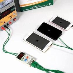 Fonte de Alimentação Linha de Inicialização para o iphone X 8 8 P 7 7 P 6 6 P 6 6 S s além de Teste Conjunto de Ferramentas Ferramentas de Reparação de Telefones Móveis Rápido Proteção Atual