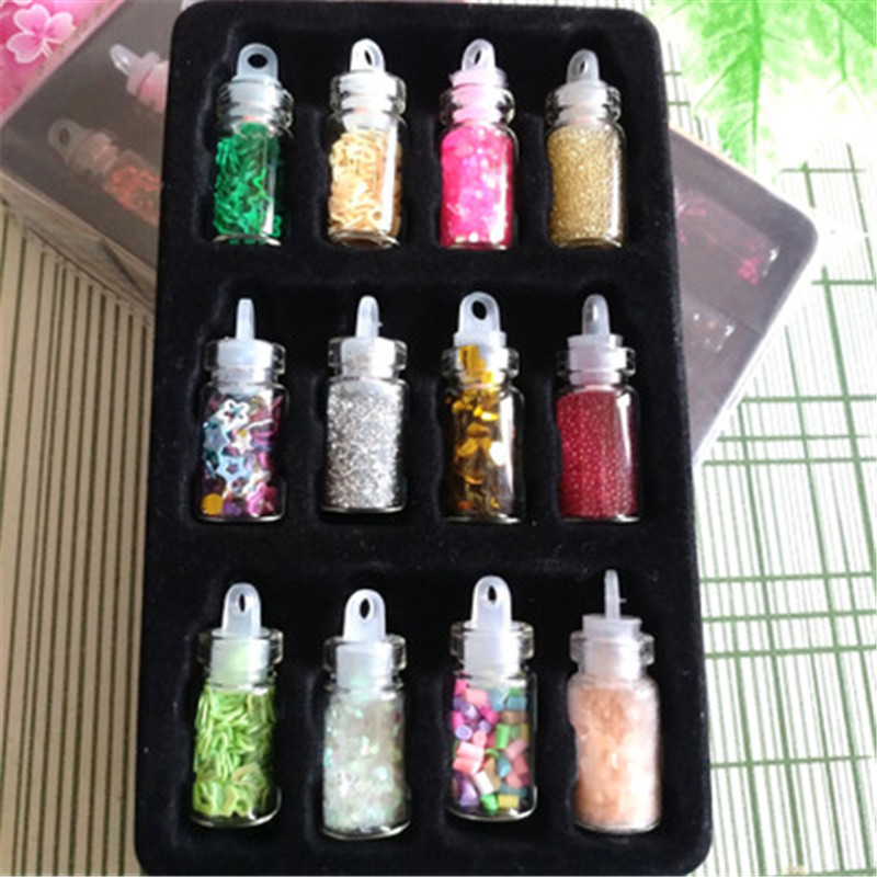 Slime charms 48Pcs Filler Slime Toys For Children Charms Modeling Clay Kit Accessories Supplies Funny Gift 9