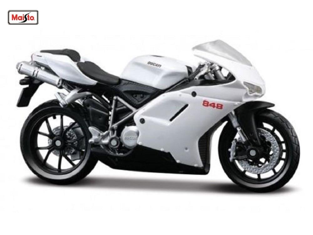 Ducati Panigale V4 maisto 1:18 Motorrad Modell die cast von Bburago