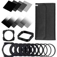 ZOMEI 20 In1 Gradient Neutral Density ND Filter Kit For Cokin P Set SLR DSLR Camera