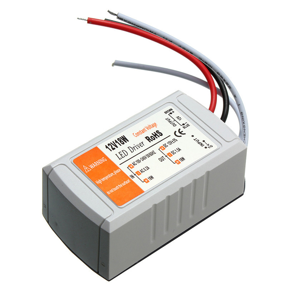 Tomshine DC12V 100W Lighting Transformer LED Driver for LED Strip Ceiling Light Bulb Power Supply image