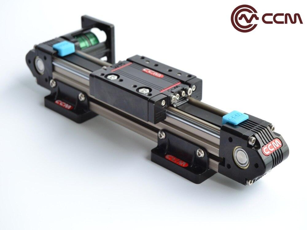 Guide de mouvement linéaire 60x60mm/rail de guidage linéaire CNC