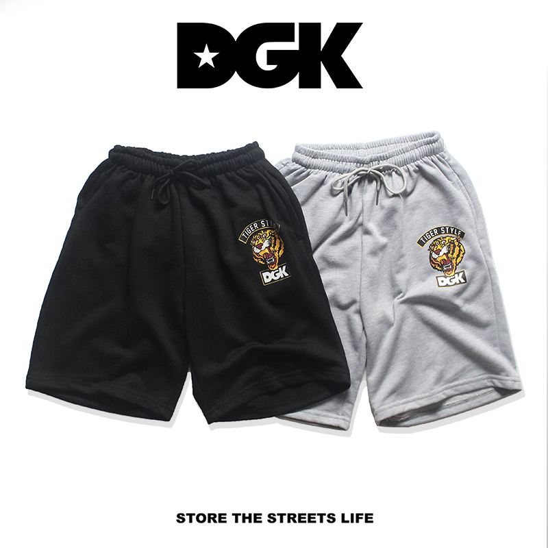 2019ss Dgk Shorts Men Pants High Quality Palm Angels Shorts Justin Bieber Summer Masculino Vetements Dgk Short Homme Pants