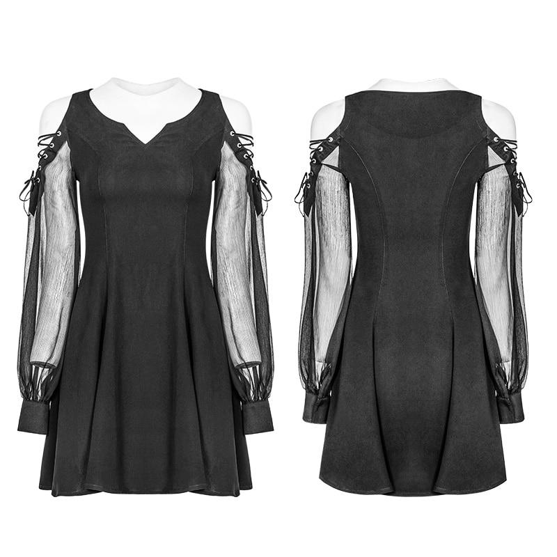 Maïs Rave Bandage Punk Col 365 Opq Nouveau Robe Design Bretelles 2018 dXFaZqx
