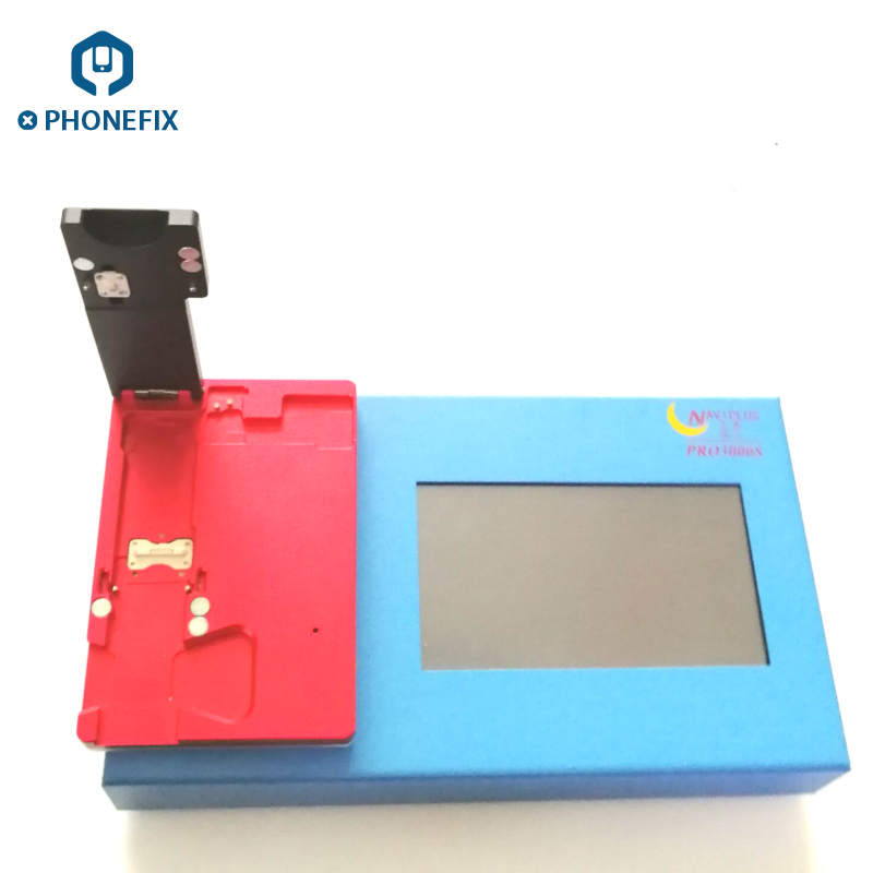 PHONEFIX Naviplus Pro3000S NAND Programmer SN Read Write Error Repair Tool Without Remove NAND for iPhone