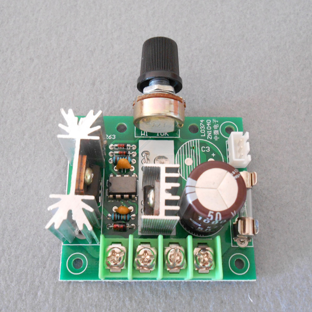 Buy 200w Dc Motor Controller And Get Free Shipping On Ac Speed Control Circuit Reversing Polarity