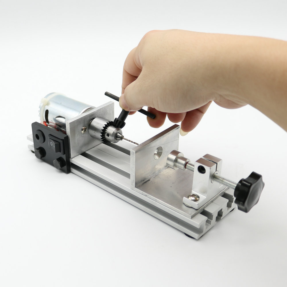 Mini bead drill press