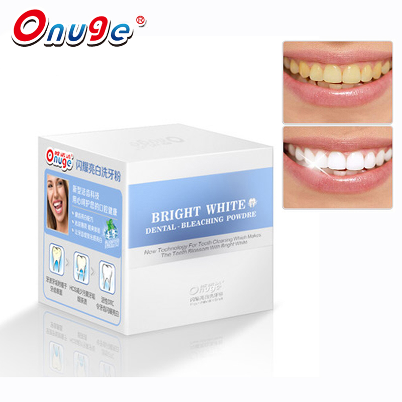 Onuge Daily Use Mint Dental Powder Teeth Whitening Scaling Powder Oral Hygiene Cleaning Whitening Tooth Powder