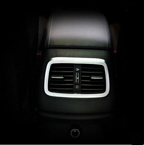EAZYZKING Car styling Auto inerior accessories rear air vent trim decoration sticker case for KIA Sorento