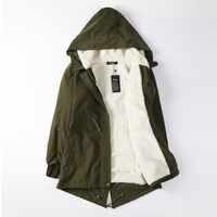 Gentillove Parkas Frau 2019 Mode Mid Lange Wadded Mantel Winter Dicke Baumwolle Warme Weibliche Jacke Mantel Outwear Plus Größe 5XL