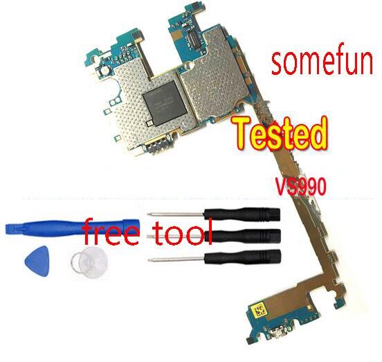 bilder für Verwendet Arbeit gut Ursprünglichen Motherboard Für LG V10 H900 H901 H961N H968 VS990 H962 H960 H961F600 L/S Entsperrt Handy halter