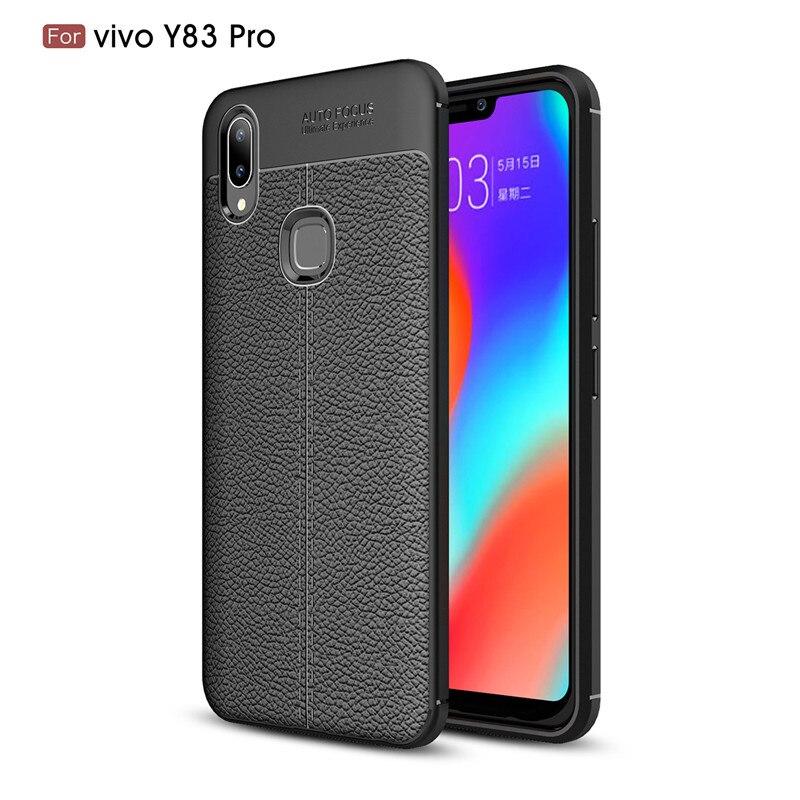 Купить ТПУ Крышка для Vivo Y83 Pro Y83Pro задняя крышка Тонкие мягкие бронезащитный экран смартфон Celulars Fundas Coque на Алиэкспресс