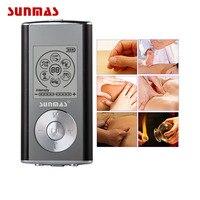 Sunmas SM9128 Electronic Muscle Stimulator Mini Personal Electric Massager