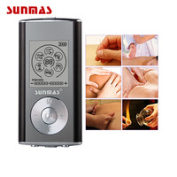 Sunmas SM9128 Electronic Muscle Stimulator Mini Personal Electric Massager