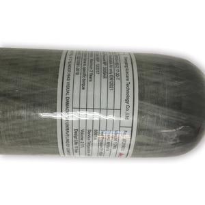 Image 5 - Acecare AC1217 2.17L Arma Pcp De Alta Pressão Composto Mergulho E Encher De Fibra De Carbono Cilindro de Ar Comprimido de Tiro