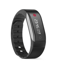 Умный Браслет smaband Heart Rate Monitor Отслеживание Активности Дыхание Свет SmartBand для iOS Android Phone