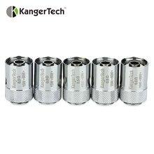 5pcs Kangertech CLOCC Coils Head 1.0ohm 0.5ohm 0.15ohm Replaceable CLTANK Atomizer Core for Kanger CLTANK Tank Vape e-Cigarette
