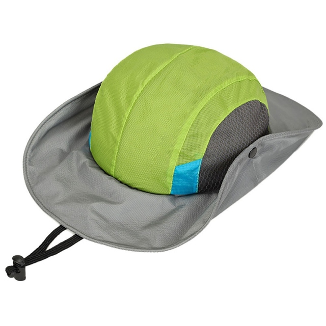 839749834 US $4.7 20% OFF|2018 New Women Men Camping Outdoor Fishing Hat Daiwa  Fishing Sun Cap Quick Drying Sunshade Fisherman Hat With String Summer  Hot-in ...