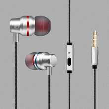 On Sale In-Ear Earphone Headset Control Magnetic Clarity Stereo Headset Sound With Mic Sport Gaming Earbuds For Iphone Xiaomi monster clarity hd in ear white 137031 00
