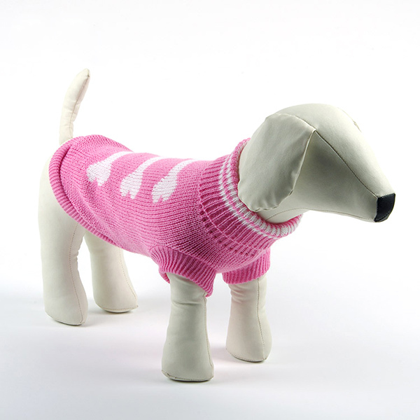 Dog Sweater XS S M L Coat Puppy Pet Clothes Jacket Jumper Knitwear