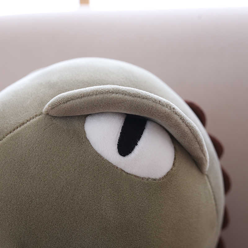 Nova 1 pc 45 cm Bonito Dragão De Brinquedo De Pelúcia Bicho de pelúcia Boneca Travesseiro Macio Presente Kawaii para Crianças Bebê Crianças presente de natal para Meninas