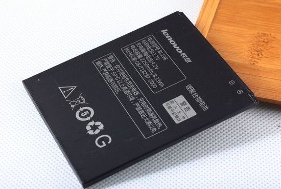 New original BL198 2250mAh Battery for Lenovo A830 A830T Cell Phone , Free shipping