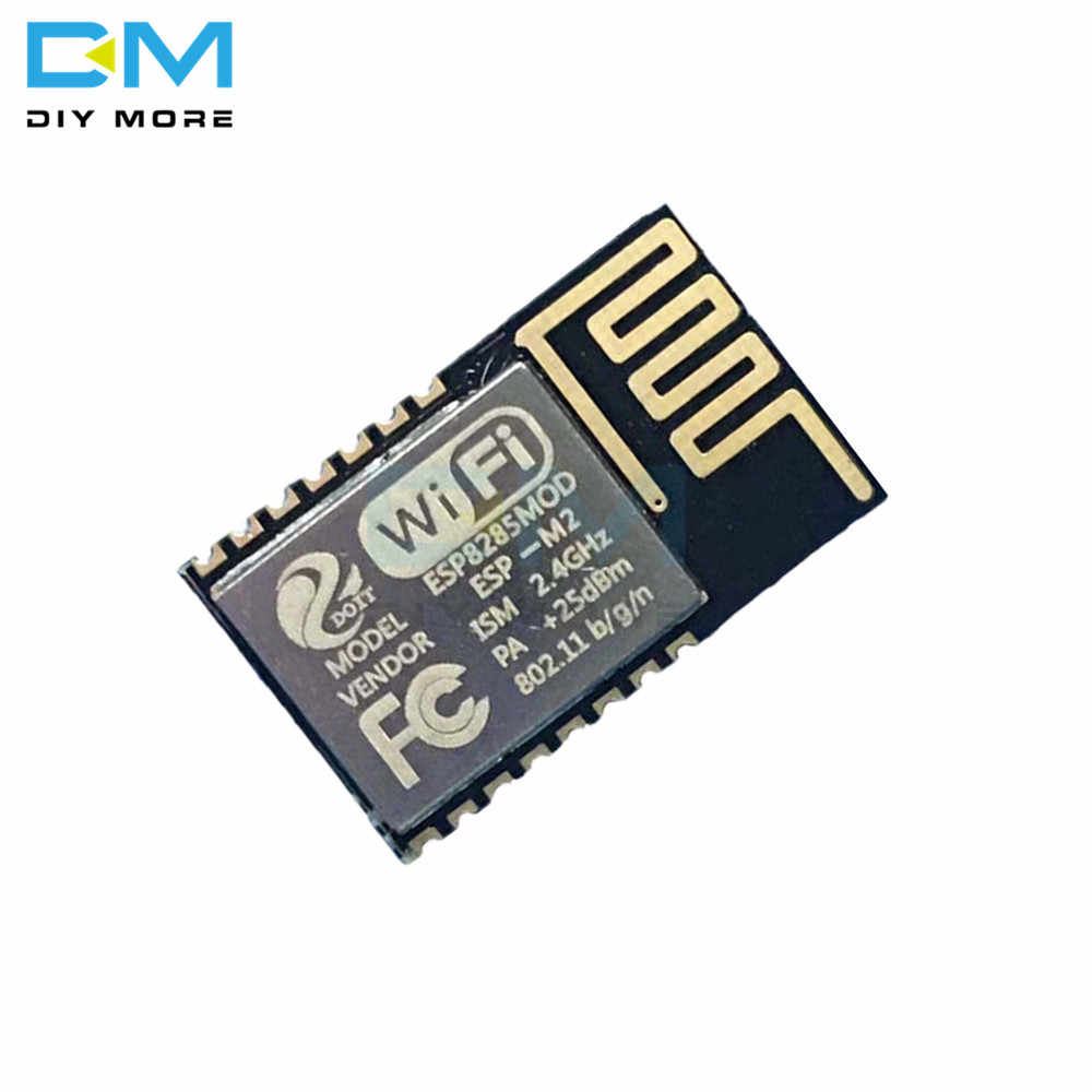 ESP-M2 ESP8285 직렬 포트 무선 WiFi 어댑터 전송 모듈 DC 3.3V ESP8266 1M 장거리 초 저전력 안테나