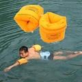2 Шт. ПВХ Мужчины Женщины Взрослый Ребенок Обучение Технике Безопасности Надувные Плавать Бассейн Руку Кольцо Круг Поплавок Вода Воздух Рукава для дети