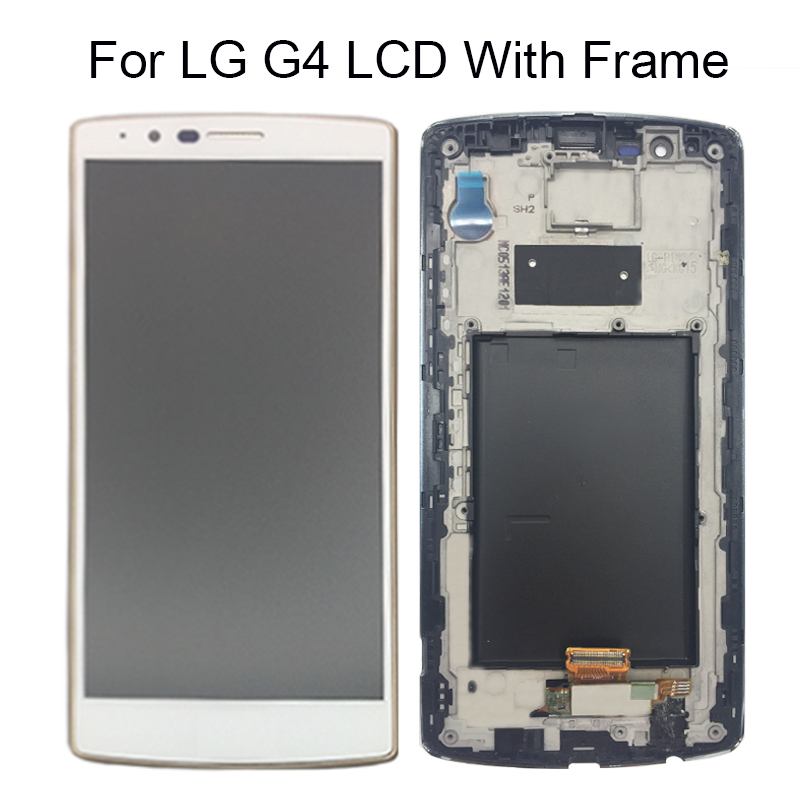 5.52560x1440 Display For LG G4 H818 LCD Display Touch Screen And Digitizer H818P For LG G4 LCD Screen Replacement