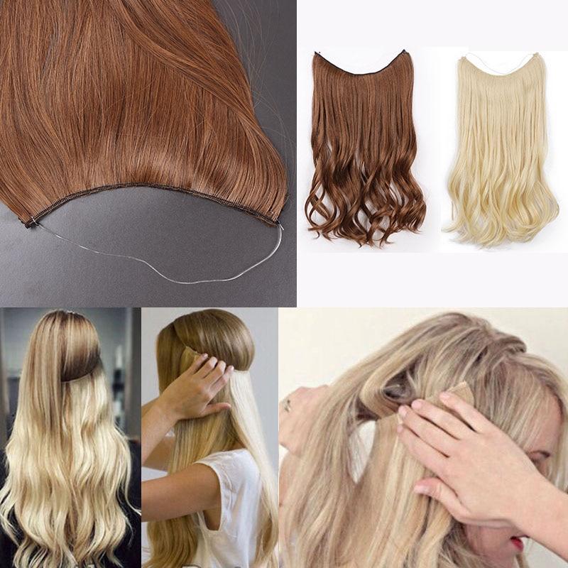 AISI BEAUTY Μακρύ συνθετικό τρίχωμα - Συνθετικά μαλλιά - Φωτογραφία 3