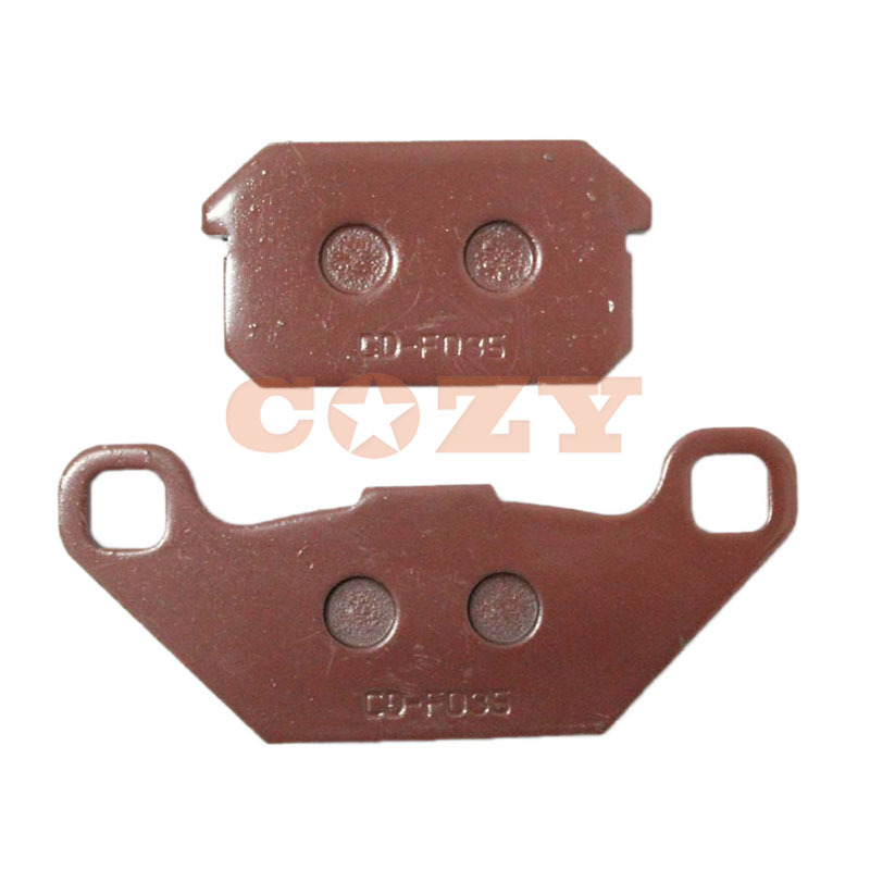 Rear Right Brake Pads For LINHAI 260cc 300cc ATV 4 x 4 Drive UTV Buggy