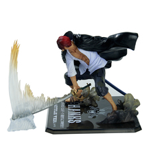 One Piece Shanks Action Figure 13CM