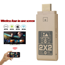 1080P HD TV Stick Digital HDMI Screen Receiver Adapter Media Video Wireless Display Dongle IOS Android Windows