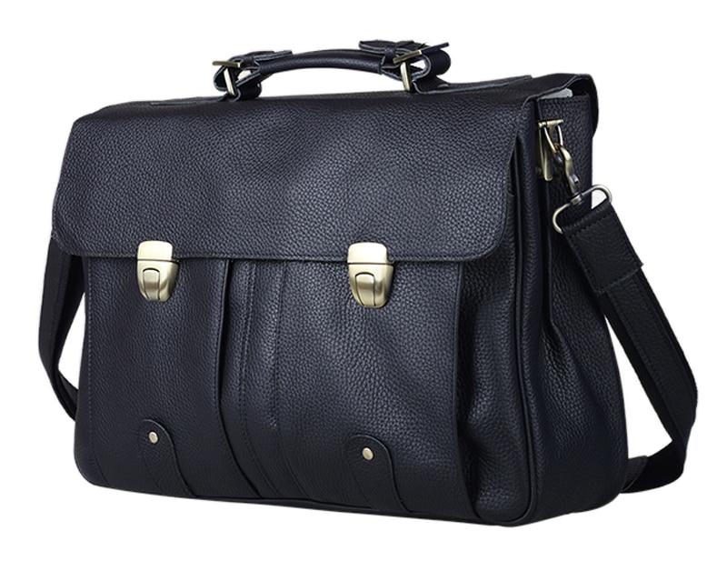 muške kožne torbice za muškarce torbe od prave kože za torbu od - Aktovke - Foto 2