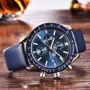 Image 5 - BENYAR 2018 ใหม่ผู้ชายนาฬิกาธุรกิจเหล็กเต็มรูปแบบ Quartz Top ยี่ห้อ Luxury Casual กีฬากันน้ำนาฬิกาข้อมือชาย Relogio Masculino