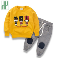 Children Clothing Winter Toddler Boy Clothes Kids Clothes Boutique Outfits Children Tracksuits Costume Girls Set 2