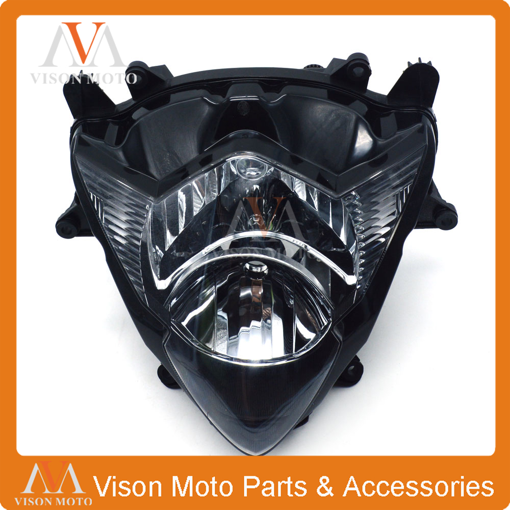 Motorcycle Front Light Headlight Head Lamp For SUZUKI GSXR1000 GSXR 1000 GSX1000R K5 2005 2006 05 06 motorcycle front light headlight head lamp for honda cbr1000 cbr 1000 2004 2005 2006 2007 04 05 06 07