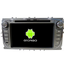 ROM 16G Quad Core Android Fit Ford Mondeo 2007 2008 2009 2010 Car DVD Player Navigation