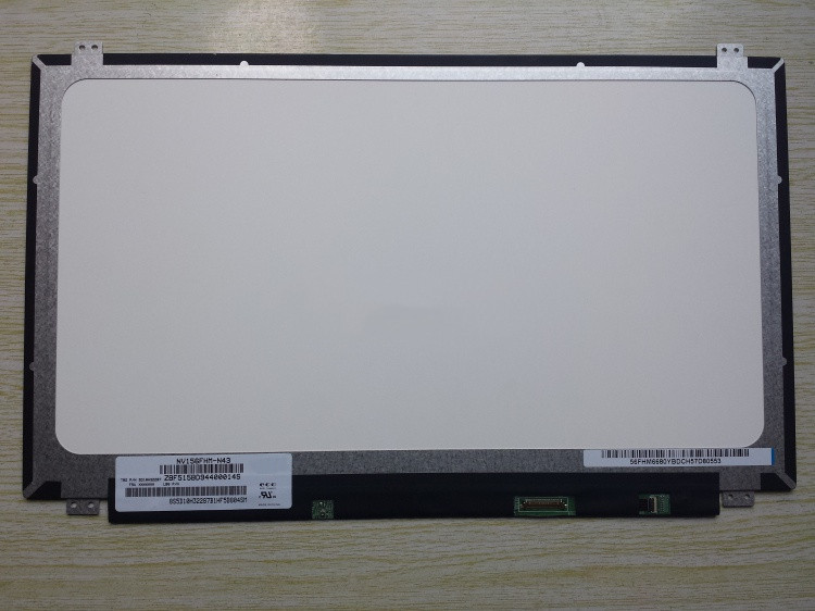 "15.6"" slim IPS for for HUAWEI MateBook D 15 LED Display Panel Screen FHD 1920X1080 Matrix Laptop LCD for MRC W50 Replacement"