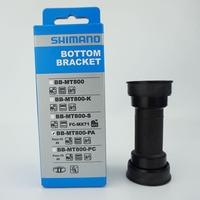 Shimano XT M8000 Bottom Bracket BB MT800 BSA 68/73mm Replaces BB70 use for M8000 M7000 Shimano genuine goods bike accessories