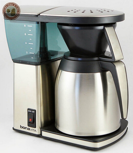 220v Bonavita 8 Cup Drip Coffee Filter Maker American Machine Programmable In Makers From Home